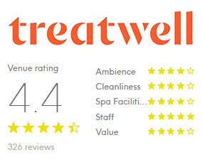 mydetoxdiet's reviews on treatwell