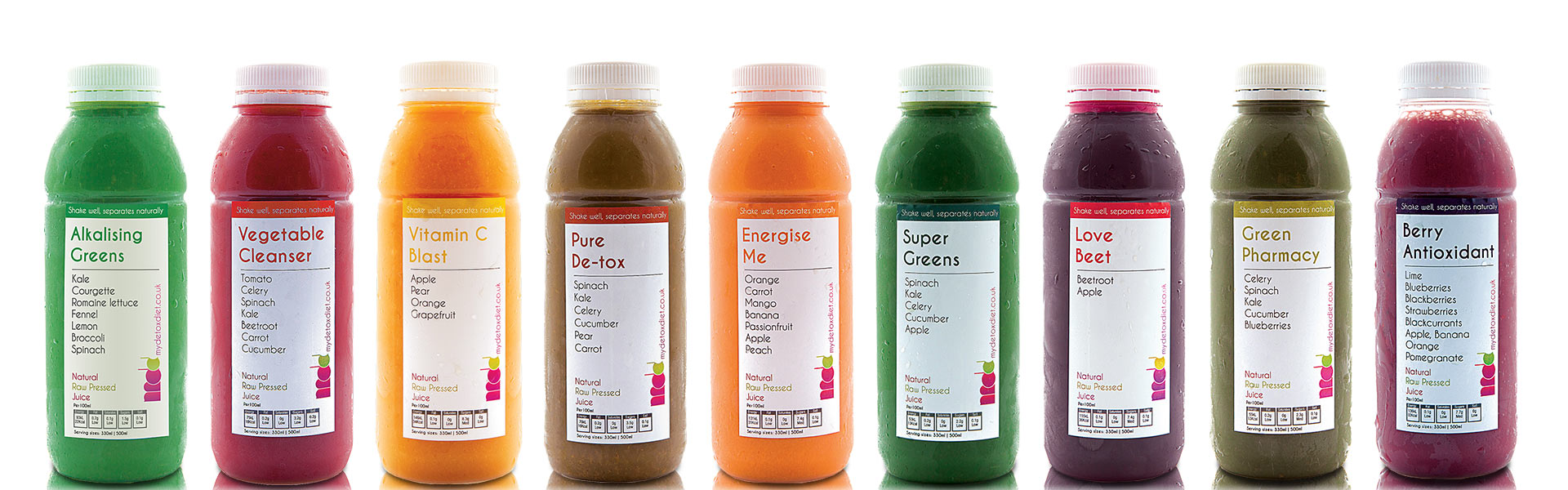 raw Juice cleanse