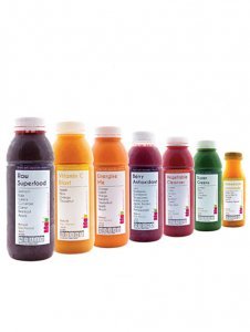 3 Day Raw Juice Cleanse