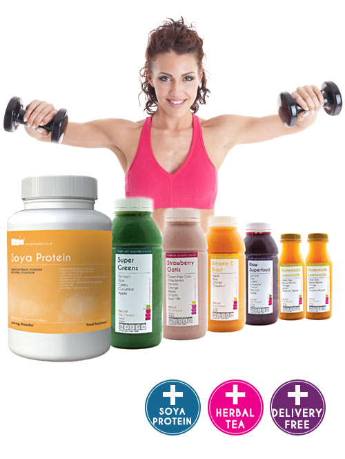 Raw Juice Cleanse – Active Delight