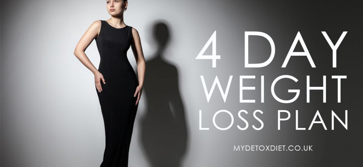 4-day-weight-loss-plan