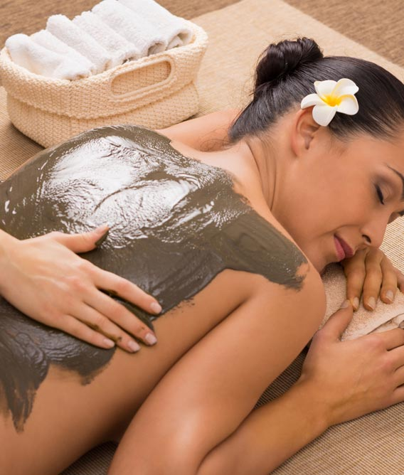 Natural Dead Sea Mud Wrap