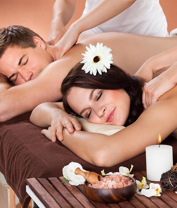 Couples massage deals london
