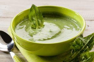 Courgette-Soup