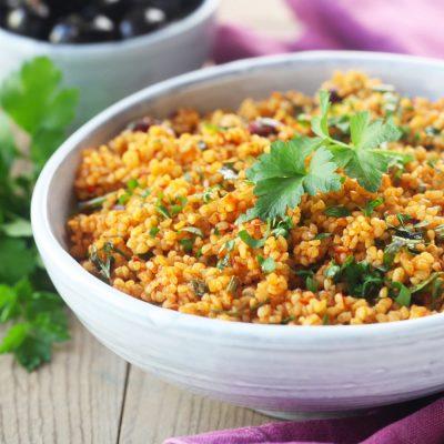 Moroccan Millet