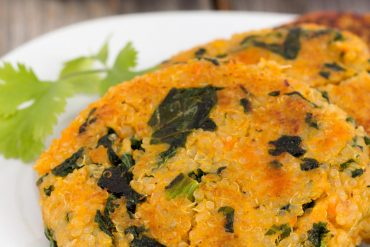 Vegan Sweet Potato Bubble & Squeak Cakes