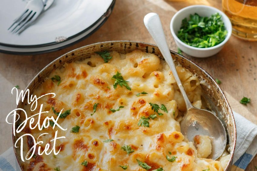 Vegan Butternut Squash Mac & Cheese