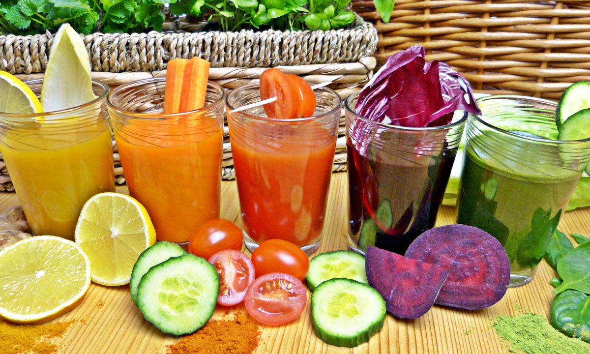 Detox-Juices