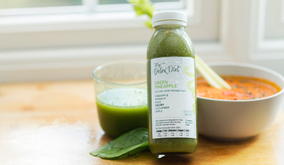 Juice-Fasting