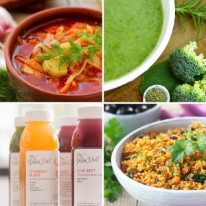 Immunity Boosting Food Plan