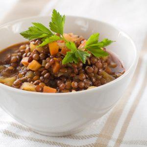 German Lentil Soup