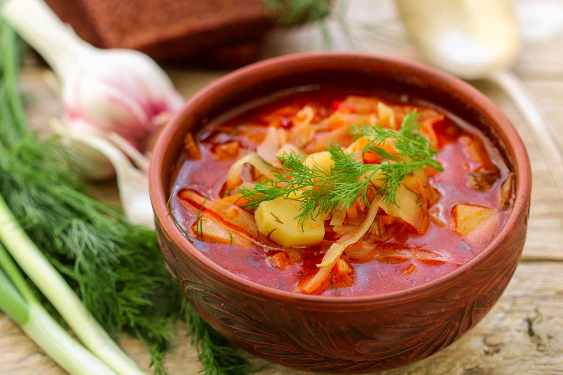 Soup: Can It Really Cure Illness?